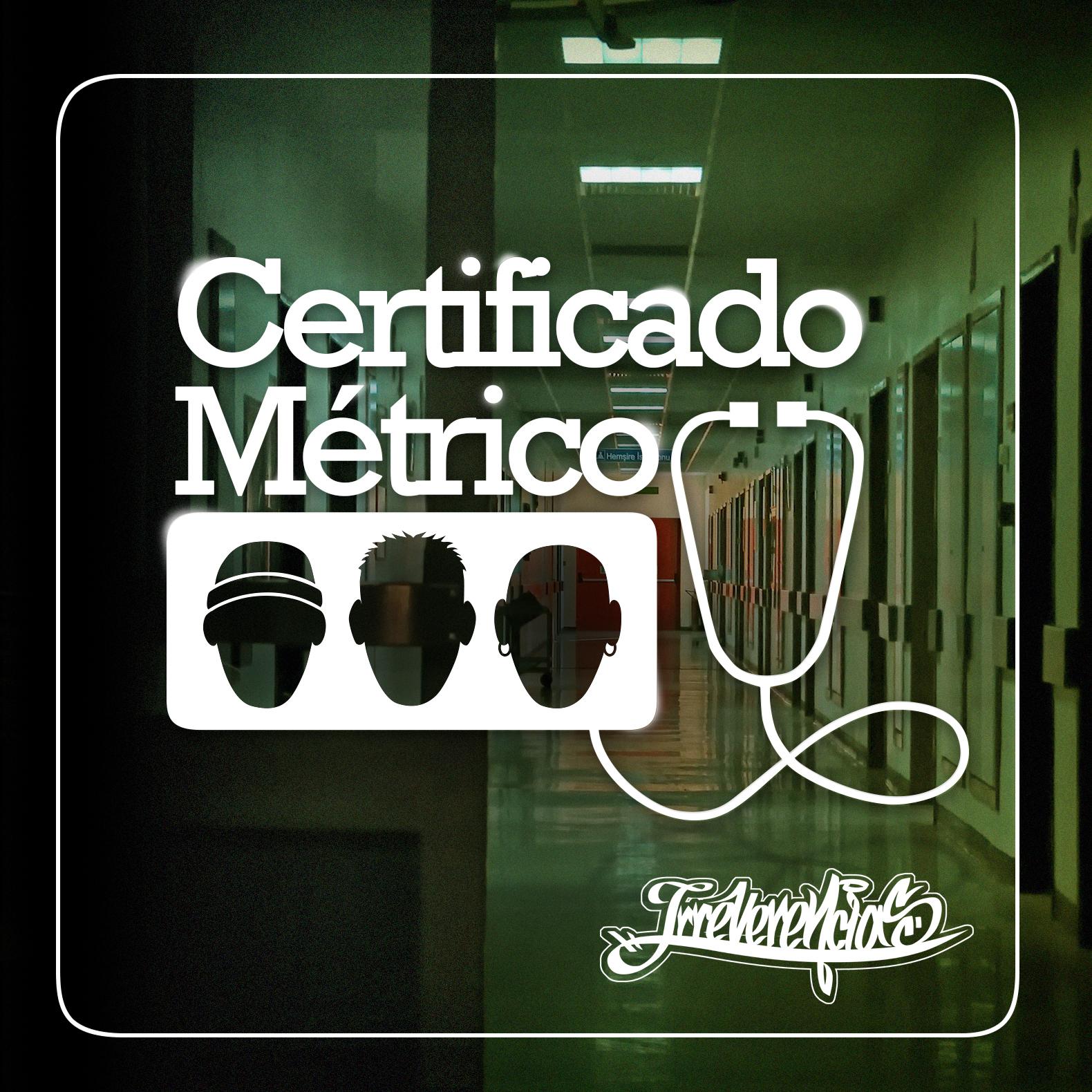 certificado metrico frontal